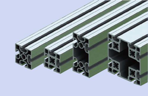 50系列标准框架型材部分