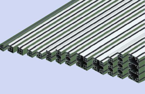 40系列标准框架型材部分