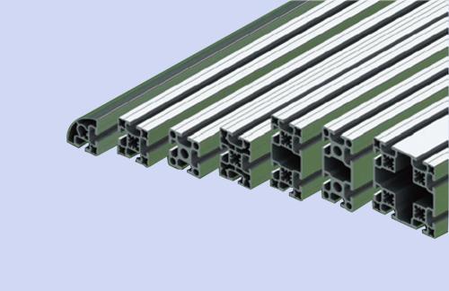 45系列标准框架型材部分
