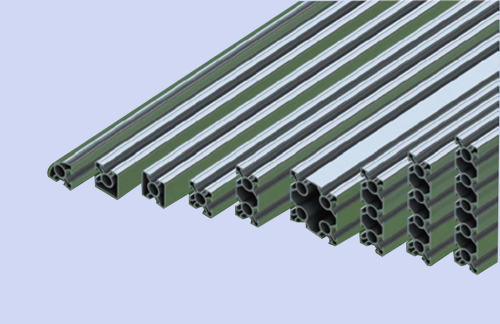 30系列标准框架型材部分